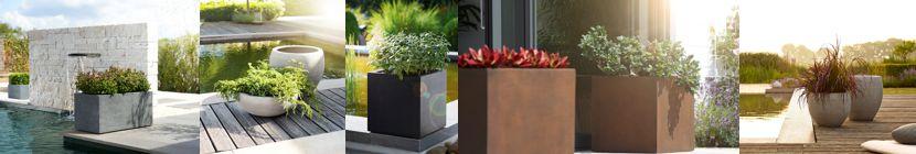 pflanztr ge pflanzgef e esteras by emsa. Black Bedroom Furniture Sets. Home Design Ideas