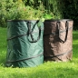 Preview: Pop-Up-Gartenabfall-Tasche  150 L - beide