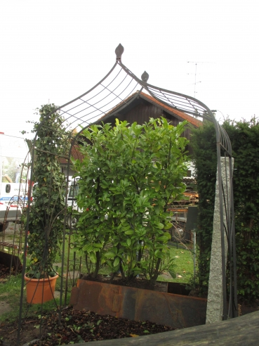 pavillons rosenb gen f r den garten. Black Bedroom Furniture Sets. Home Design Ideas