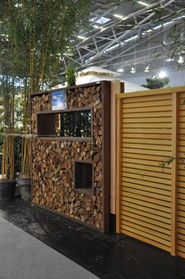 sichtschutz aus cortenstahl holzlege 2x1m. Black Bedroom Furniture Sets. Home Design Ideas