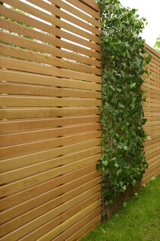 Holz Sichtschutz Rhombus 1 80 X 0 9 M Www Garten Bronder Shop Com