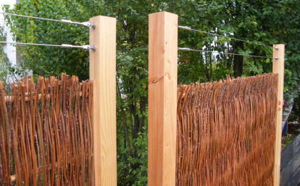 09484520170211_sichtschutz Bambus Rahmen ? Filout.com Garten Sichtschutz Holz Bambus