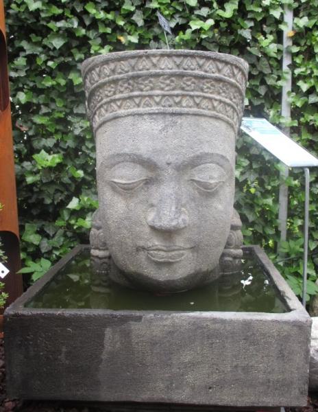buddha small brunnen 70 cm hoch komplett mit becken www. Black Bedroom Furniture Sets. Home Design Ideas