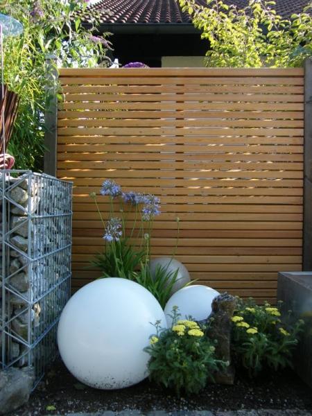 holz sichtschutz rhombus 1 80 x 1 80 m. Black Bedroom Furniture Sets. Home Design Ideas